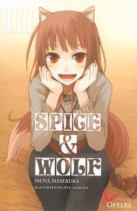 Spice & Wolf. Volume 3
