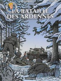 Les reportages de Lefranc, La bataille des Ardennes