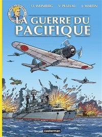 Les reportages de Lefranc, La guerre du Pacifique