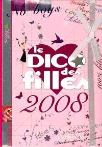 Le dico des filles 2008