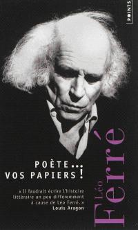 Poète... vos papiers !