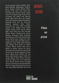 Films en prose