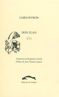 Don Juan. Volume 1