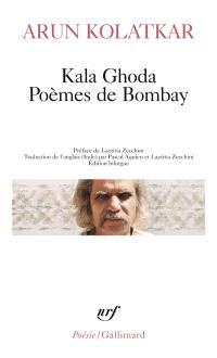 Kala Ghoda : poèmes de Bombay