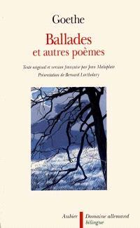 Ballades et autres poèmes