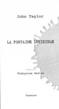 La fontaine invisible