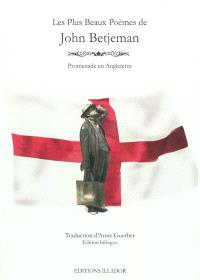 Les plus beaux poèmes de John Betjeman : promenade en Angleterre