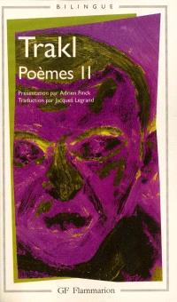 Poèmes. Volume 2