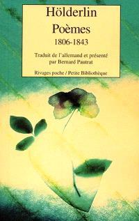 Poèmes 1807-1843