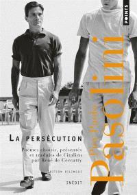 La persécution : une anthologie, 1954-1970