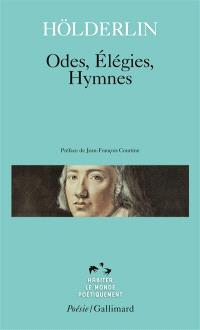 Odes, élégies, hymnes