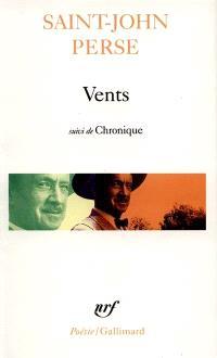 Vents; Chronique