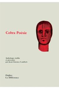 Cobra poésie : anthologie