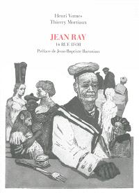 Jean Ray : 14 rue d'Or