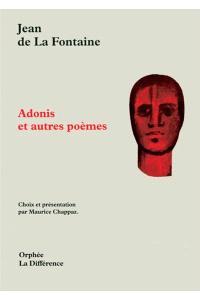 Adonis et autres poèmes