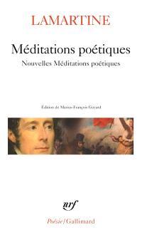 Méditations poétiques; Nouvelles méditations poétiques
