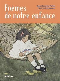 Poèmes de notre enfance