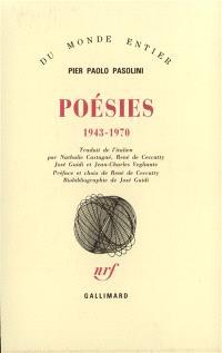 Poésies : 1943-1970