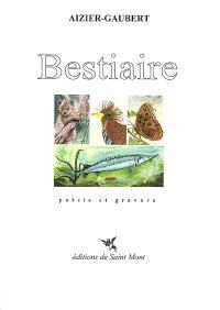 Bestiaire : poésie et gravure