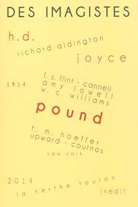 Des imagistes : anthologie : 1914