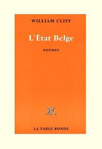 L'Etat belge : poèmes