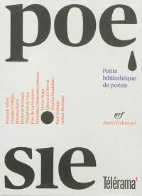 Petite bibliothèque de poésie