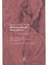 Poèmes chantés = Song-poems