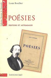 Poésies : festons et astragales