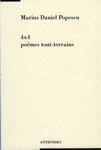 4x4, poèmes tout-terrains