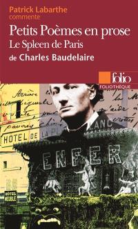 Petits poèmes en prose ou Le spleen de Paris de Charles Baudelaire