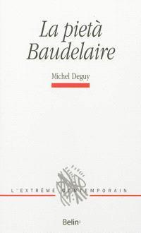 La pietà Baudelaire