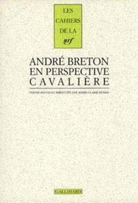 André Breton en perspective cavalière : avec des inédits d'André Breton