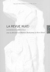 La revue Nu(e) : dix entretiens sur la poésie actuelle