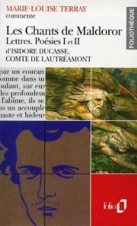 Les chants de Maldoror, Lettres, Poésies I et II d'Isidore Ducasse, comte de Lautréamont