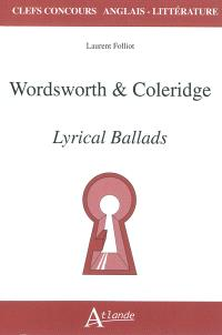Wordsworth & Coleridge, Lyrical ballads