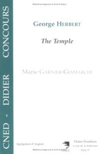George Herbert : The Temple
