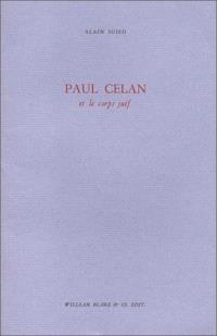 Paul Celan et le corps juif