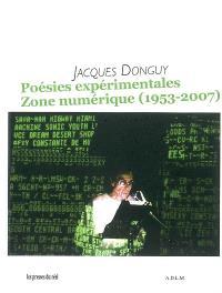 Poésies expérimentales, zone numérique (1953-2007)
