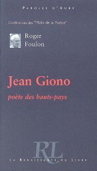Jean Giono : poète des hauts-pays