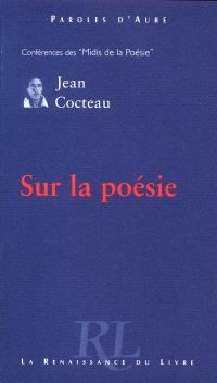 Sur la poésie