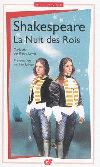 La nuit des rois = Twelfth night
