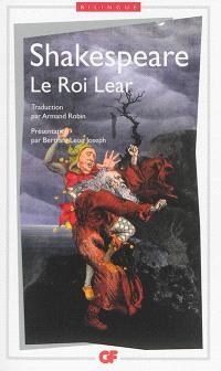 Le roi Lear = King Lear
