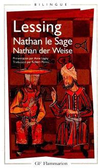 Nathan der Weise = Nathan le sage