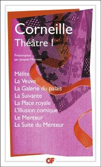 Théâtre. Volume 1