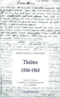 Théâtre, 1938-1965
