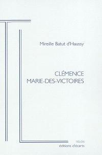 Clémence Marie-des-Victoires; Suivi de Un climat rêvé pour le poisson Nabab