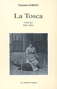 La Tosca : pièce en cinq actes