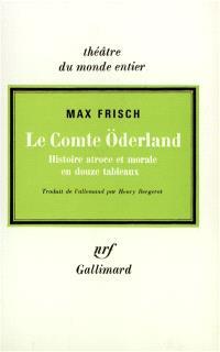 Le comte Oderland