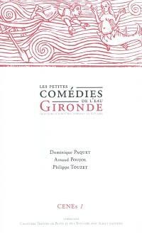 Les petites comédies de l'eau, Gironde : chantiers d'écritures nomades en estuaire