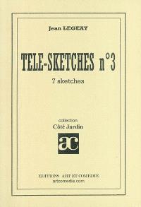 Télé-sketches. Volume 3, 7 sketches